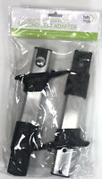 Baby Jogger City Select Silver Frame Second Seat Adaptor Bar Attachments New