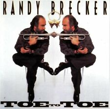 RANDY BRECKER: Toe To Toe CD