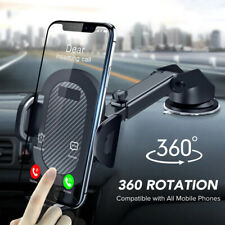 Vehicle Car Phone Holder Mobile Sucker Stand Strong Cell GPS Mount Support Cup