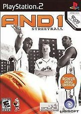 And 1 Streetball - Playstation 2 Game New and Sealed