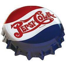 Pepsi Decorative Signs Cap Tin Sign