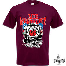 MOB MENTALITY - SKINHEAD #1 (T-SHIRT) NEU S-3XL Oi Skinhead Streetpunk Punk Oi!