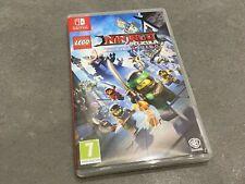 Lego Ninjago Movie Videogame Switch Nintendo [Neuwertig]