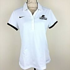 Nike Dri-Fit Providence College Friars Women's Size Large Polo Top Basketball