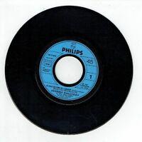 Johnny HALLYDAY 45 tours JE SUIS VICTIME DE L'AMOUR - PHILIPS 6010606  F Reduit
