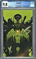 Venom #26 CGC 9.8 Kirkham VIRGIN Variant Cover