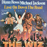 """Diana Ross / Michael Jackson - Ease On Down The Road (12"""", RE)"""