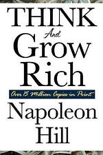 Think and Grow Rich by Napoleon Hill (Paperback, 2008)