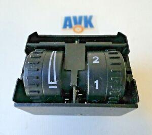 Schalter  Leuchtweitenregulierung Dimmer 1T0941333B VW Touran 1T 2007 >
