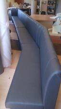 Restaurant Booth, Banquette, Sofa, Fixed seating, measure to made chair, sofa