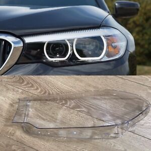 Bmw 5 Series G30 2016-2019 Passenger Side Headlight Lens Replacement