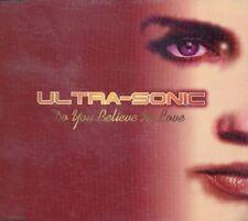 Ultra-Sonic Do you believe in love (1996)  [Maxi-CD]