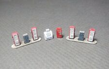 N Scale Gas Station Group Kit for Model Railroad by Century Foundry (501)