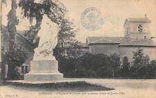 DOMRÉMY - la Chiesa e groupe, nei dintorni di dove si trova il nasce Jeanne arc