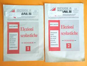 2 Rivista SCUOLA SNALS n.171 Anno XX 25 Settembre 1995 Sindacato Scuola Elezioni