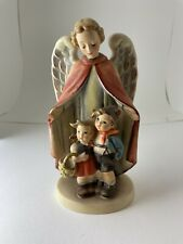 "Goebel Hummel ""Heavenly Protection"" Angel Figurine, # Hum 88/I, 6.75"", Tmk 4"