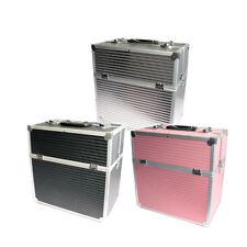 Unisex Adult Aluminium Up to 40L Luggage