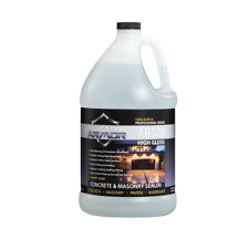 Concrete Paver Sealer Solvent Based Acrylic High Gloss 1 Gal. Interior Exterior