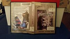 WWF WWE The Undertaker The Phenom DVD ATTITUDE ERA OOP RARE KANE TAKER HTF