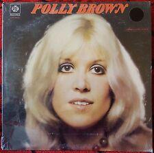 Soul Disco POLLY BROWN *Same* ORIGINAL & SCARCE 1972 LP Venezuela STILL SEALED!