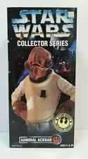 """Kenner - Star Wars Action Collection ADMIRAL ACKBAR 12"""" Action Figure (1997)"""