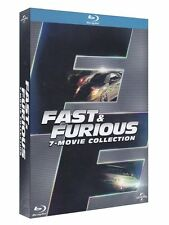 Universal Pictures Blu-ray Fast and Furious - 7 Film Collection (7 Blu-ray) 2001