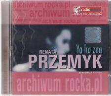 RENATA PRZEMYK - YA HO ZNA YA HOZNA 2005 TOP RARE OOP CD POLSKA POLAND POLEN