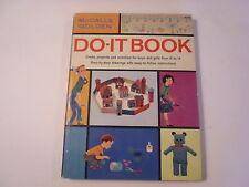 McCall's Golden Do-It Book, A Edition, Big Golden 1960