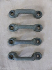 4 St. Footman Loop Dach Bestigung ÖSE US ARMY WW2 JEEP Willys MB Hotchkiss Ford
