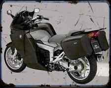 Bmw K1200Gt 06 6 A4 Metal Sign Motorbike Vintage Aged