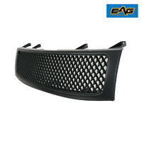 EAG Replacement Grille Front Hood Upper Full Grill Fit 04-12 Nissian Titan