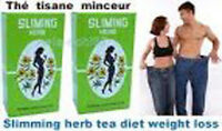 50 Bags German Herb Slimming Tea for Diet Weight Loss,Detox Drink Burn Fat Slim