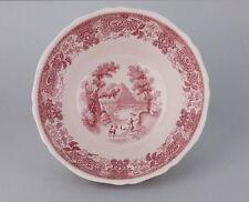 Schüssel rund - Villeroy & Boch Burgenland rot   Durchmesser 23 cm