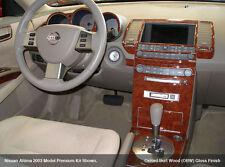 DASH TRIM KIT FITS NISSAN MAXIMA 2004 2005 2006 40 PCS AUTO