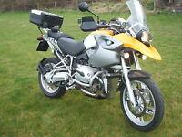 BMW R1200GS R 1200GS 1200 GS Light brackets '04/'07