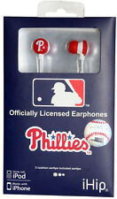 Philadelphia Phillies Hi-Fi Ear Buds [NEW] MLB Earbuds Headphones CDG