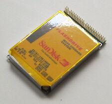 Artículo de colección 1998 SanDisk SSD 140mb sdibi - 140140mb gh924023279 mini-IDE