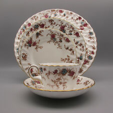 Minton Bone China ANCESTRAL 5pc Place Setting (Globe)
