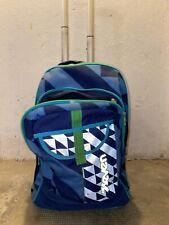 Zaino Trolley Seven Comby  azzutto/blu