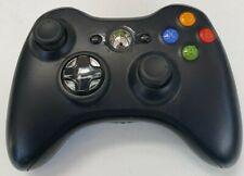 Joystick/joypad/controller originale Xbox 360 wireless nero
