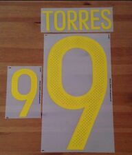 España euro 2016 Home Camisa 2016-17 Torres #9 dekographics nombre número Set