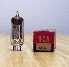 Rca 6Aq6 Duplex-Diode High Mu Triode Tube Nos Tested