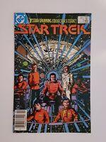 Star Trek #1  Comic 1984 DC 95¢ Canadian Price Variant Captain Kirk