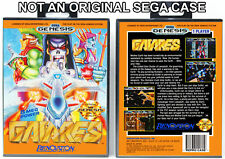 Gaiares - Sega Genesis Custom Case *NO GAME*