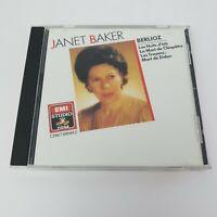 JANET BAKER Berlioz CD 1988 EMI