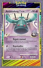 Archéodong C4-Platine 02: Rivaux Emergeants-16/111-Carte Pokemon Neuve Française