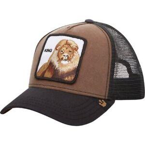 New Animal Cap for Goorin Bros Farm Mesh Trucker Baseball Snapback Golf Hat Cap