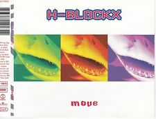 CD - Move - H-Blockx / #361
