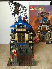 1999 LEGO 3052 Ninja Fire Fortress-Assembled