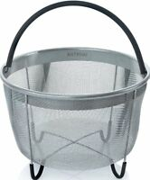 Genuine Hatrigo 8-Quart Instant Pot Accessories Steamer Basket for Instapot